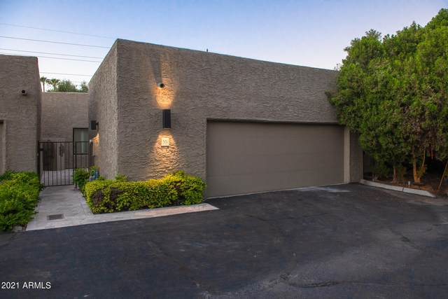 7209 E Mcdonald Drive #55, Scottsdale, AZ 85250 (MLS #6300281) :: Yost Realty Group at RE/MAX Casa Grande