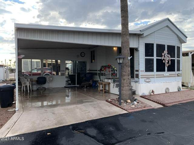 400 N Plaza Drive #400, Apache Junction, AZ 85120 (MLS #6300295) :: Elite Home Advisors