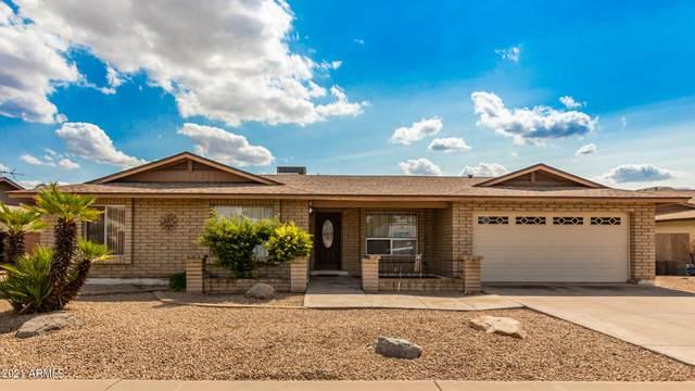 3219 W Morrow Drive, Phoenix, AZ 85027 (MLS #6300299) :: Elite Home Advisors