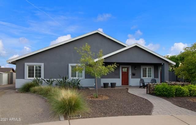 501 E Balboa Drive, Tempe, AZ 85282 (MLS #6300382) :: Elite Home Advisors
