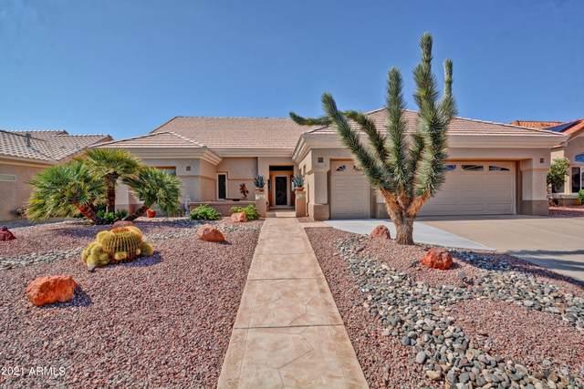 21220 N Verde Ridge Drive, Sun City West, AZ 85375 (MLS #6300402) :: Elite Home Advisors