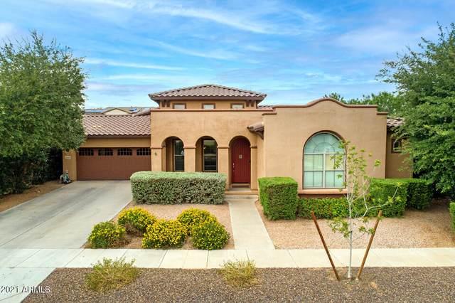 15416 W Valentine Street, Surprise, AZ 85379 (MLS #6300426) :: Yost Realty Group at RE/MAX Casa Grande