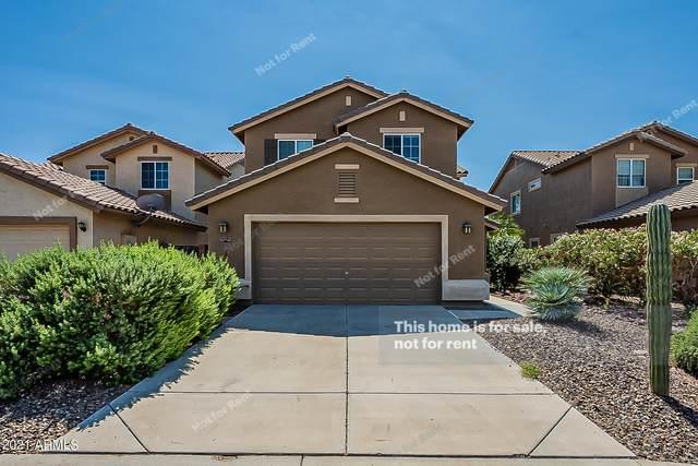 41181 W Cahill Drive, Maricopa, AZ 85138 (MLS #6300435) :: Elite Home Advisors