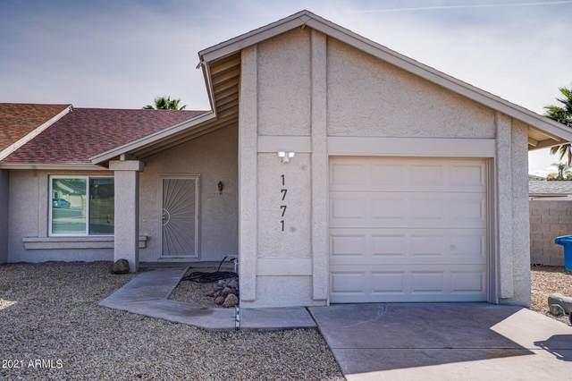 1771 E Grandview Road, Phoenix, AZ 85022 (MLS #6300438) :: The Dobbins Team