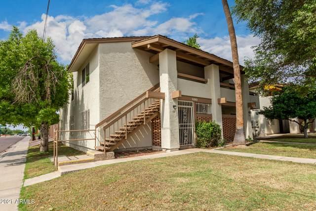 8802 N 8TH Street #203, Phoenix, AZ 85020 (MLS #6300441) :: Elite Home Advisors