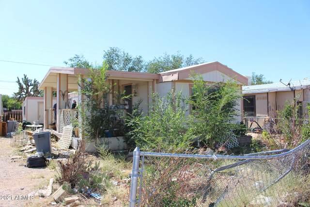 3580 E Cardinal Lane, Kingman, AZ 86409 (MLS #6300463) :: Elite Home Advisors