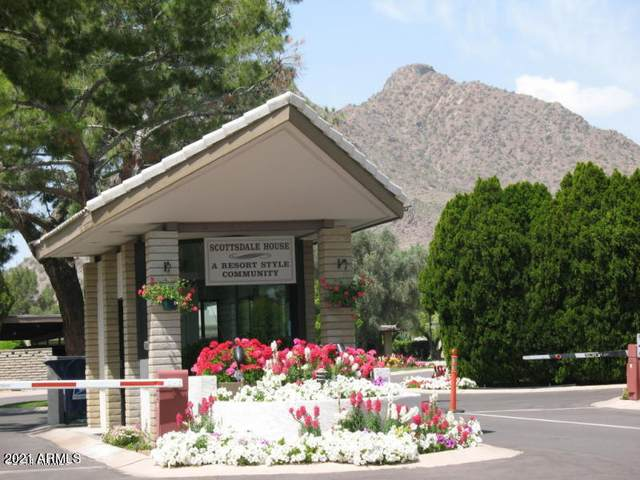 4800 N 68TH Street #301, Scottsdale, AZ 85251 (MLS #6300464) :: The Dobbins Team