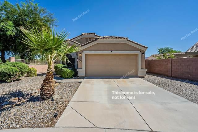 2088 N Coronado Court, Casa Grande, AZ 85122 (MLS #6300468) :: Elite Home Advisors