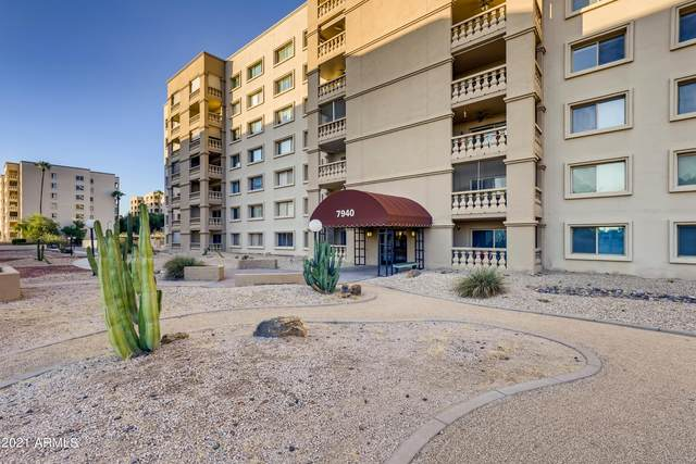 7940 E Camelback Road #101, Scottsdale, AZ 85251 (MLS #6300474) :: Zolin Group