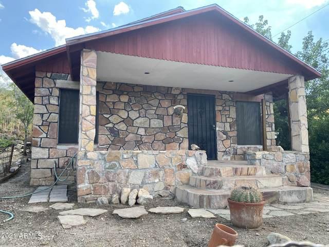 5851 S Pineway Street, Claypool, AZ 85532 (MLS #6300504) :: Elite Home Advisors