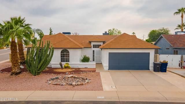 6403 W Monterey Place, Chandler, AZ 85226 (MLS #6300516) :: The Daniel Montez Real Estate Group