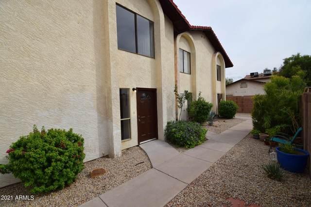 2423 E Tracy Lane #2, Phoenix, AZ 85032 (MLS #6300526) :: The Copa Team | The Maricopa Real Estate Company