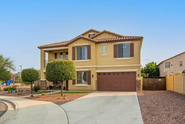 15693 W Jenan Drive, Surprise, AZ 85379 (MLS #6300589) :: Elite Home Advisors