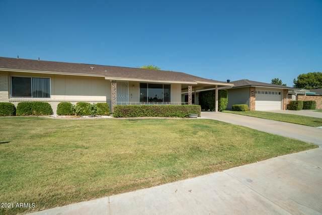 17674 N Del Webb Boulevard, Sun City, AZ 85373 (MLS #6300604) :: Klaus Team Real Estate Solutions