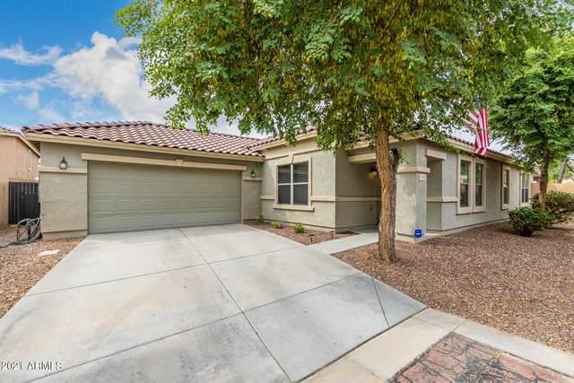 17042 W Rimrock Street, Surprise, AZ 85388 (MLS #6300605) :: Elite Home Advisors