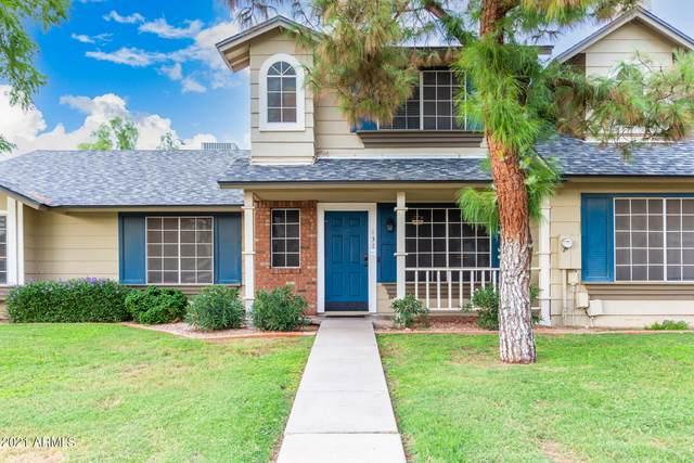 10101 N 91ST Avenue #137, Peoria, AZ 85345 (MLS #6300620) :: Yost Realty Group at RE/MAX Casa Grande