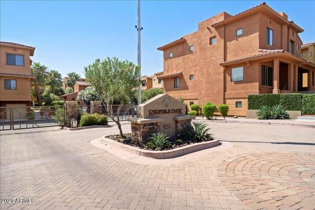 9551 E Redfield Road #1024, Scottsdale, AZ 85260 (MLS #6300670) :: The Dobbins Team