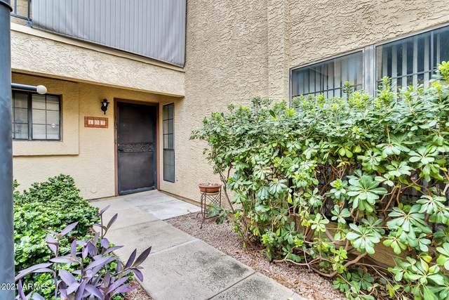 8301 N 21ST Drive F107, Phoenix, AZ 85021 (MLS #6300678) :: Yost Realty Group at RE/MAX Casa Grande