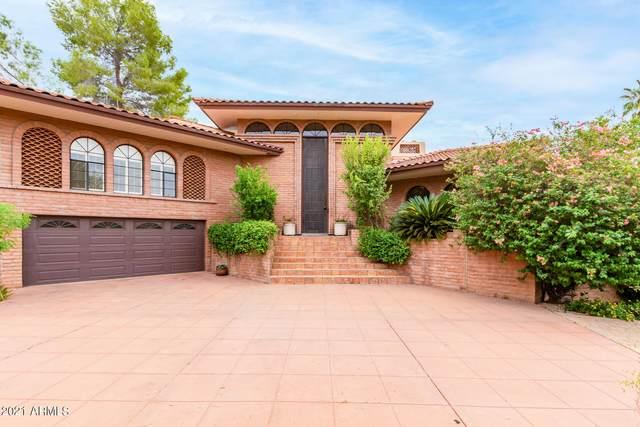 8031 N 54TH Street, Paradise Valley, AZ 85253 (MLS #6300683) :: The Ellens Team