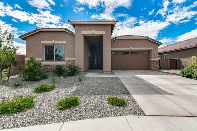21541 E Via De Arboles, Queen Creek, AZ 85142 (MLS #6300684) :: The Laughton Team