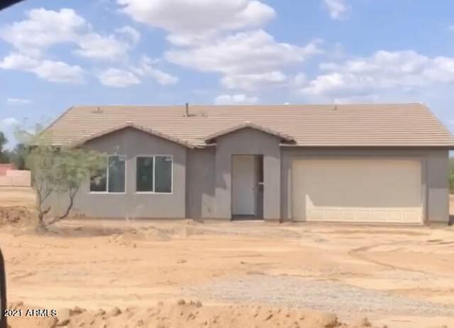 25630 W Gambit Trail, Wittmann, AZ 85361 (MLS #6300694) :: Klaus Team Real Estate Solutions