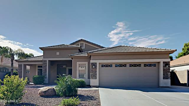 3431 E Thornton Avenue, Gilbert, AZ 85297 (MLS #6300705) :: Elite Home Advisors
