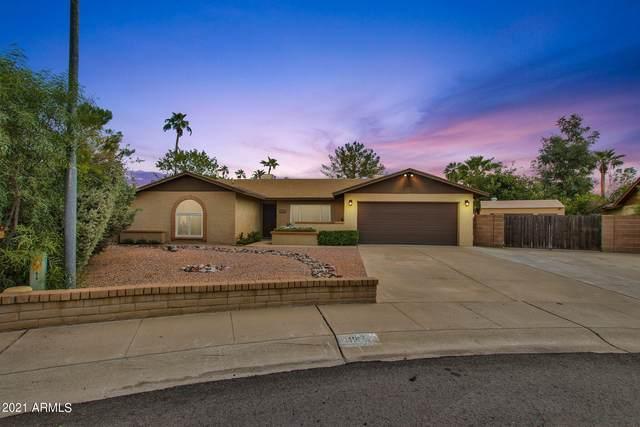 4917 E Larkspur Drive, Scottsdale, AZ 85254 (MLS #6300707) :: Klaus Team Real Estate Solutions