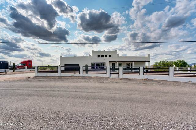 1120 N Vista Road, Apache Junction, AZ 85119 (MLS #6300716) :: Klaus Team Real Estate Solutions