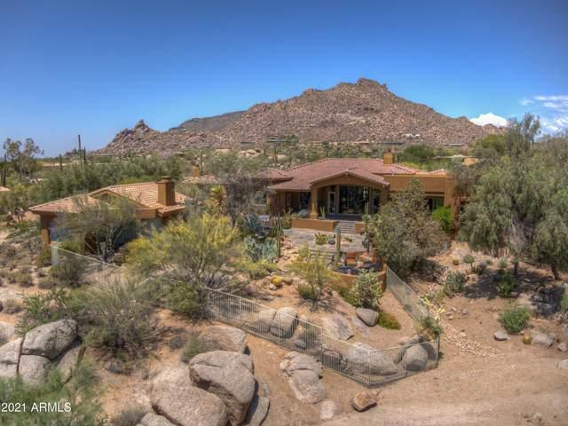 1023 E Boulder Drive, Carefree, AZ 85377 (MLS #6300717) :: Klaus Team Real Estate Solutions