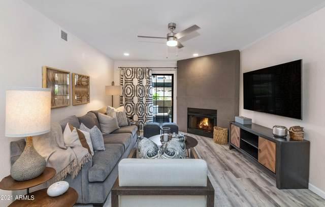 11011 N 92ND Street #1157, Scottsdale, AZ 85260 (MLS #6300730) :: Elite Home Advisors