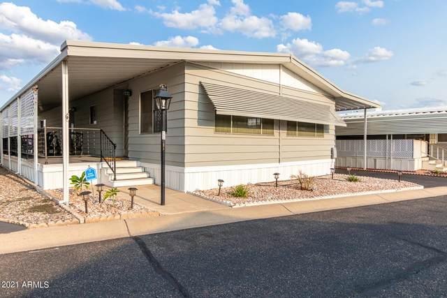 16613 N 2 Avenue N #152, Phoenix, AZ 85023 (MLS #6300737) :: Elite Home Advisors