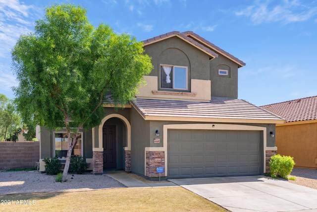 6409 S 49TH Drive, Laveen, AZ 85339 (MLS #6300751) :: Hurtado Homes Group
