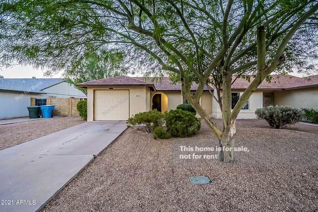 20826 N 31ST Avenue, Phoenix, AZ 85027 (MLS #6300760) :: The Dobbins Team
