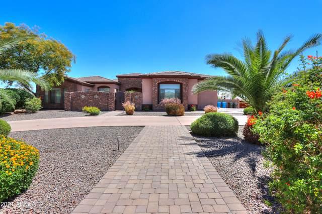 4817 W Saguaro Park Lane, Glendale, AZ 85310 (MLS #6300798) :: Elite Home Advisors