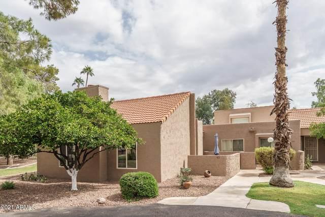 7005 N Via Camello Del Sur #43, Scottsdale, AZ 85258 (MLS #6300804) :: Elite Home Advisors