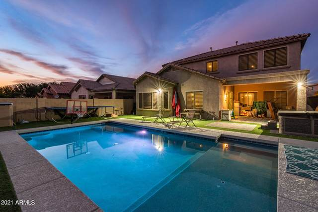 10789 W Yearling Road, Peoria, AZ 85383 (MLS #6300811) :: Elite Home Advisors