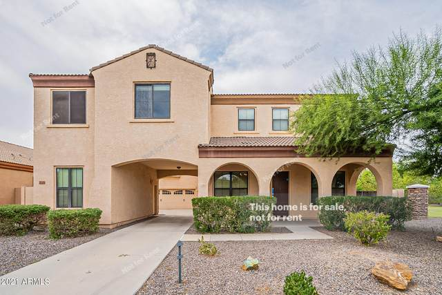21266 S 213TH Place, Queen Creek, AZ 85142 (MLS #6300833) :: Elite Home Advisors