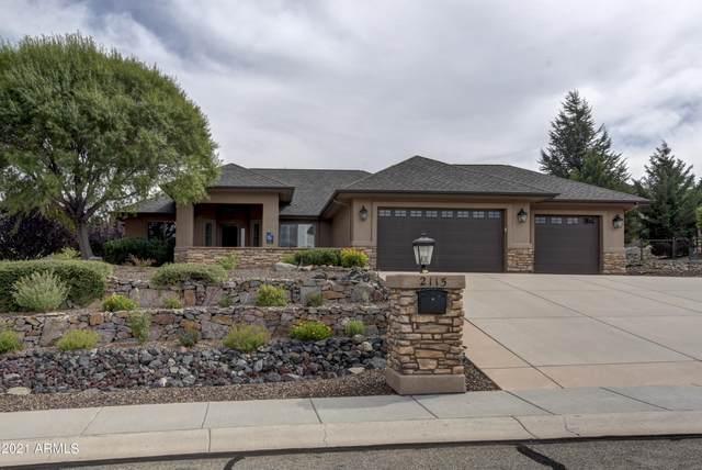 2115 Hibiscus Circle, Prescott, AZ 86301 (MLS #6300849) :: Conway Real Estate