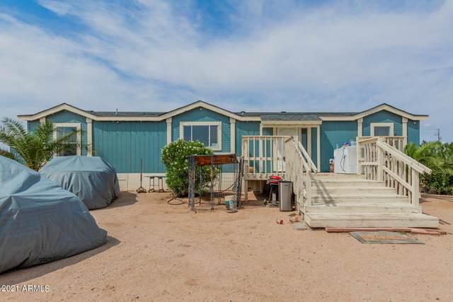 1196 S Ralston Road, Maricopa, AZ 85139 (MLS #6300866) :: Klaus Team Real Estate Solutions