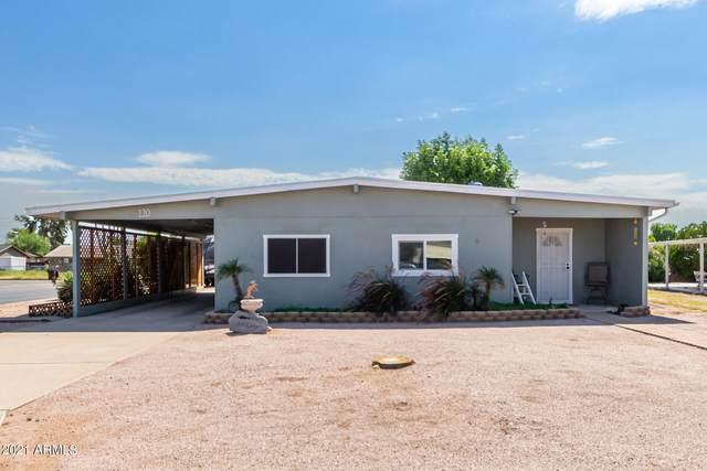 770 S 85TH Street, Mesa, AZ 85208 (MLS #6300880) :: Elite Home Advisors