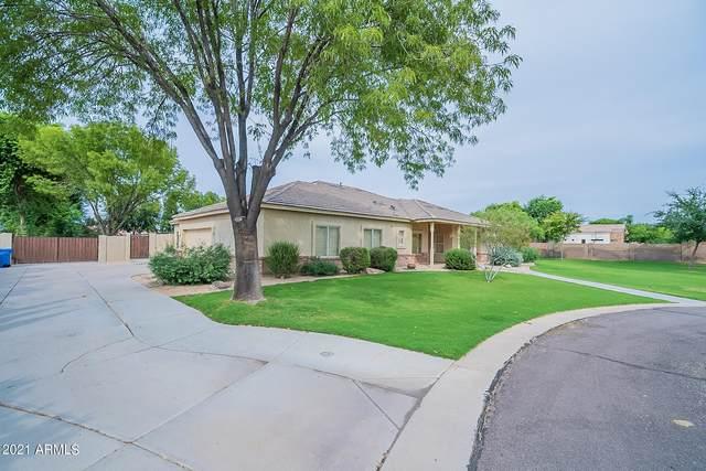 2776 E Majestic Eagle, Gilbert, AZ 85297 (MLS #6300911) :: Elite Home Advisors