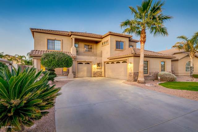 928 E Nolan Place, Chandler, AZ 85249 (MLS #6300919) :: The Property Partners at eXp Realty