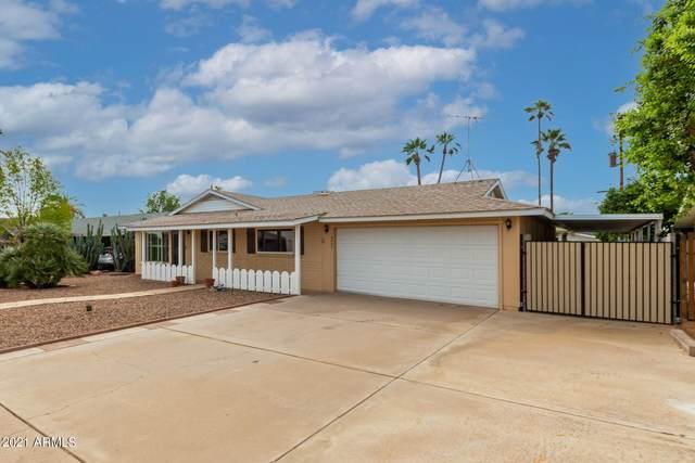 6437 E Oak Street, Scottsdale, AZ 85257 (MLS #6300936) :: Elite Home Advisors