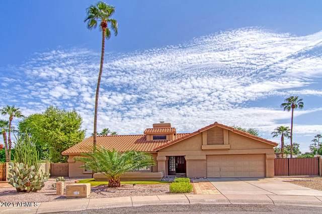 5735 E Campo Bello Drive, Scottsdale, AZ 85254 (MLS #6300938) :: RE/MAX Desert Showcase