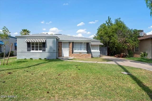 338 W Encanto Boulevard, Phoenix, AZ 85003 (MLS #6300950) :: Elite Home Advisors