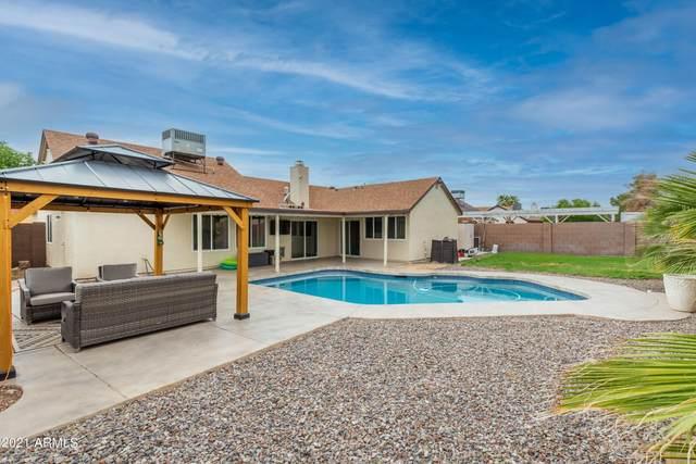 13019 N 56TH Avenue, Glendale, AZ 85304 (MLS #6300967) :: Yost Realty Group at RE/MAX Casa Grande