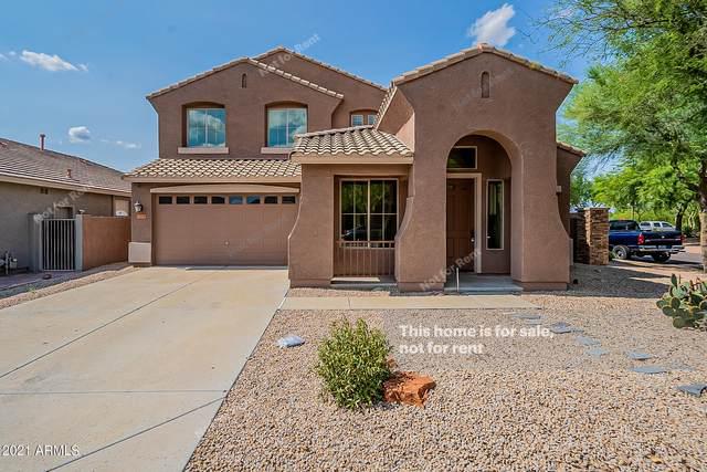 35434 N 31ST Drive, Phoenix, AZ 85086 (MLS #6300968) :: Elite Home Advisors