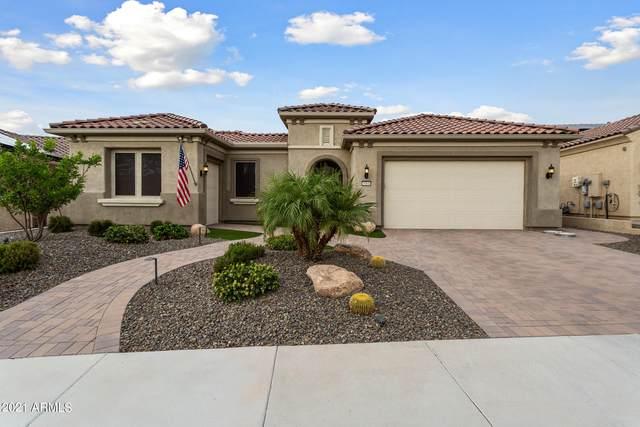 26844 W Oraibi Drive, Buckeye, AZ 85396 (MLS #6300995) :: Elite Home Advisors