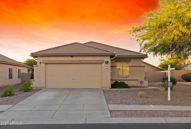 8338 S Lost Mine Road, Gold Canyon, AZ 85118 (MLS #6301023) :: The Daniel Montez Real Estate Group