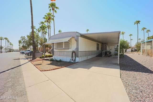 2050 W Dunlap Avenue C94, Phoenix, AZ 85021 (MLS #6301051) :: Elite Home Advisors